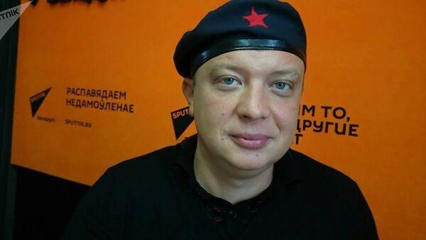 Политический эксперт Семен Уралов - Sputnik Таджикистан