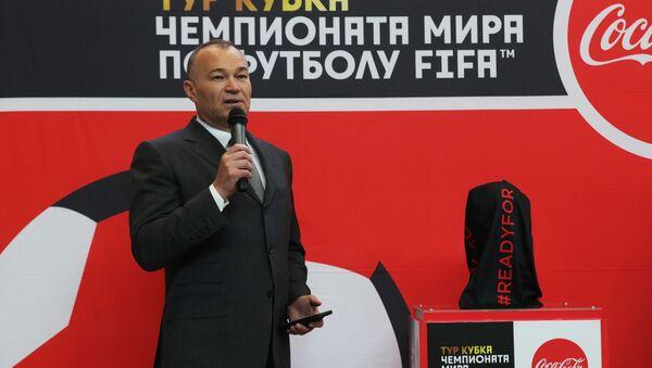 Председатель совета директоров ООО Шереметьево Холдинг Александр Пономаренко - Sputnik Таджикистан