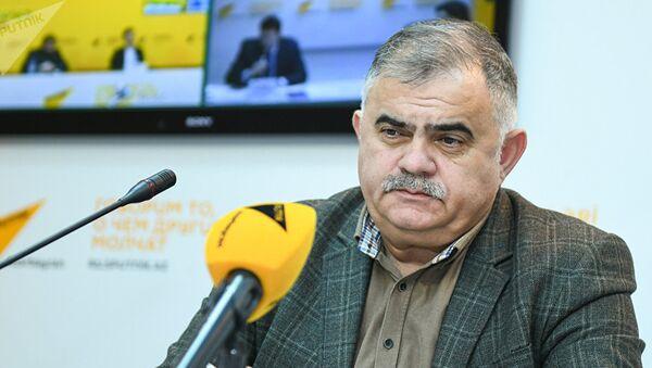 Арзу Нагиев, архивное фото - Sputnik Таджикистан