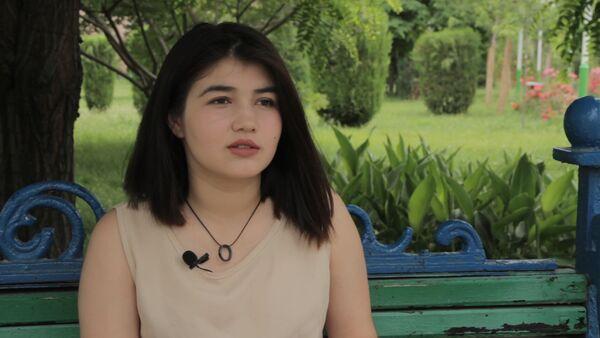 Мехрона Гайбуллоева рассказала о жизни после проекта Ты супер! - Sputnik Таджикистан