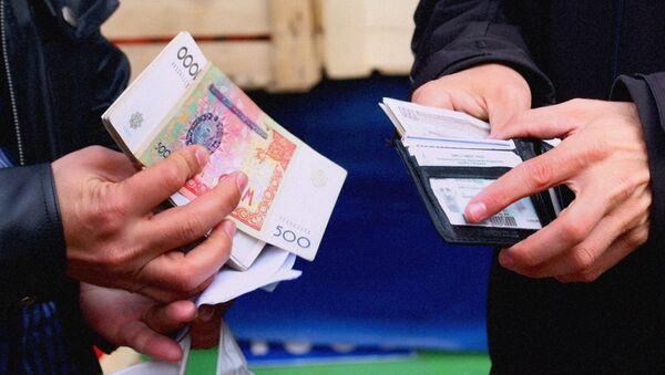 Узбекские денежные знаки - сум - Sputnik Таджикистан