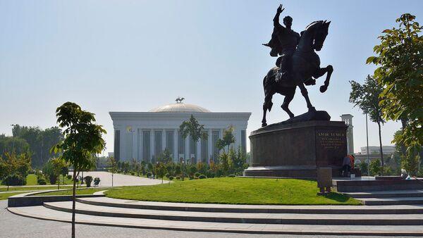 Вид на город Ташкент - Sputnik Таджикистан