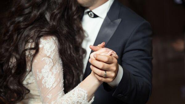 Свадьба, архивное фото - Sputnik Тоҷикистон