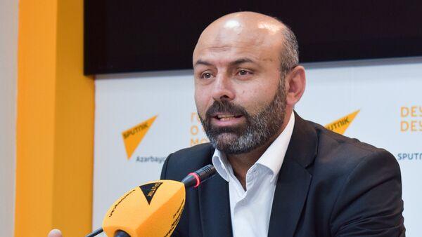 Теолог Гаджи Адиль Гусейнов - Sputnik Таджикистан