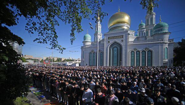 Празднование Ураза-байрам - Sputnik Таджикистан