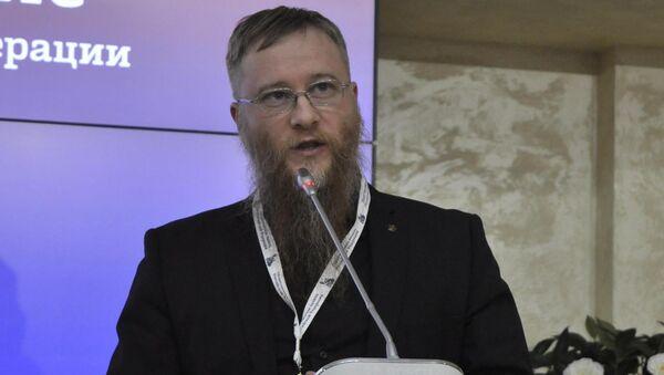 Директор Центра геополитических экспертиз, член Общественной палаты России Валерий Коровин - Sputnik Таджикистан