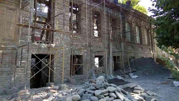 Дома дореволюционной эпохи в Самарканде - Sputnik Таджикистан