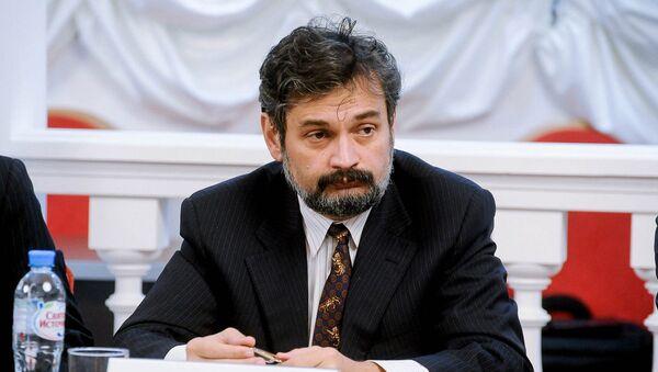 Александр Шпунт - Sputnik Таджикистан