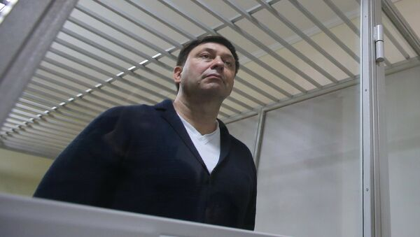Кирилл Вышинский, архивное фото - Sputnik Таджикистан