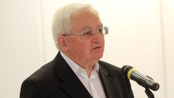 Журналист Юрий Светов - Sputnik Таджикистан