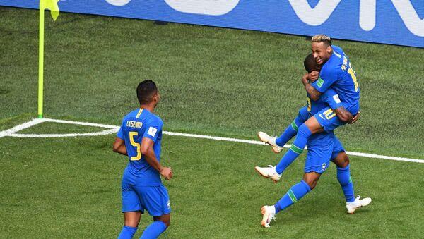 Футбол. ЧМ-2018. Матч Бразилия - Коста-Рика - Sputnik Таджикистан