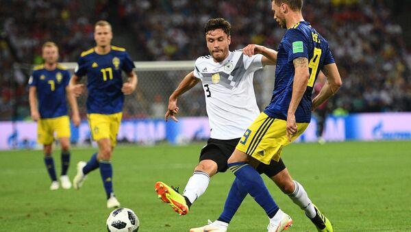 Футбол. ЧМ-2018. Матч Германия - Швеция - Sputnik Таджикистан