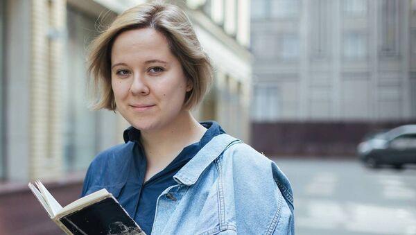 Журналист и блогер Екатерина Майорова - Sputnik Таджикистан
