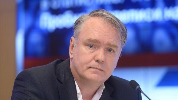 Дмитрий Журавлев - Sputnik Таджикистан