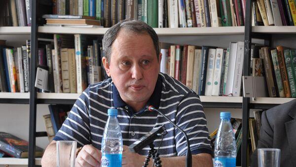Игорь Денисов, старший научный сотрудник Института международных исследований МГИМО МИД - Sputnik Таджикистан