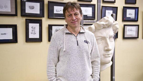 Заслуженный учитель России Геннадий Соколов - Sputnik Таджикистан