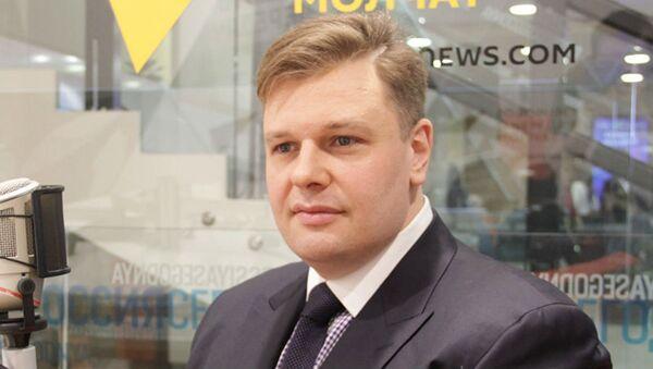 Политолог, американист, кандидат политических наук, профессор Академии Военных Наук РФ Сергей Судаков - Sputnik Таджикистан