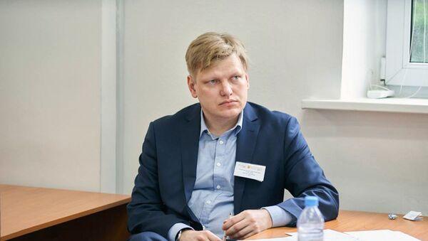 Руководитель сектора Центральной Азии Томского национального университета, кандидат исторических наук Артем Данков - Sputnik Таджикистан
