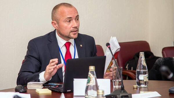 Кандидат политических наук, руководитель аналитической группы Центральная Евразия Владимир Парамонов - Sputnik Таджикистан
