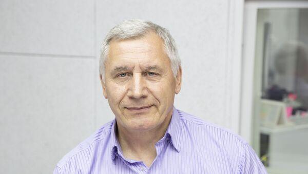 Павел Мидриган - Sputnik Таджикистан