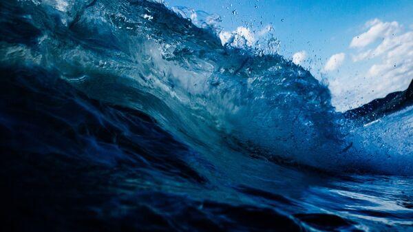 Морские волны, архивное фото - Sputnik Таджикистан