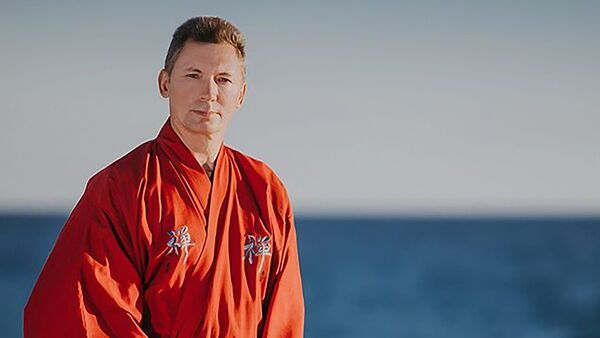Специалист по нетрадиционным методам оздоровления Владимир Осипов - Sputnik Таджикистан