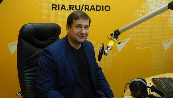 Манойло Андрей Викторович - Sputnik Таджикистан