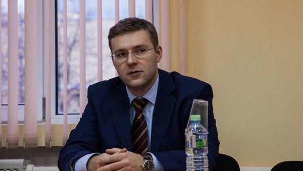 Илья Гращенков - Sputnik Таджикистан
