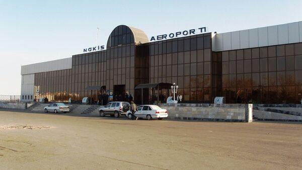 Аэропорт Нукуса - Sputnik Таджикистан