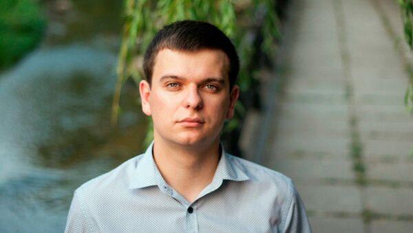 Иван Мезюхо - Sputnik Тоҷикистон