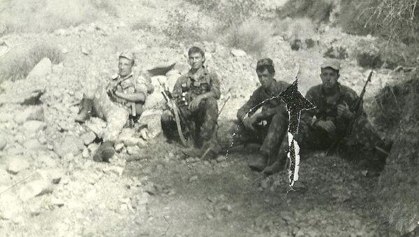 Пограничники на 12-й заставе Московского пограничного отряда Группы Пограничных войск России в Республике Таджикистан - Sputnik Таджикистан