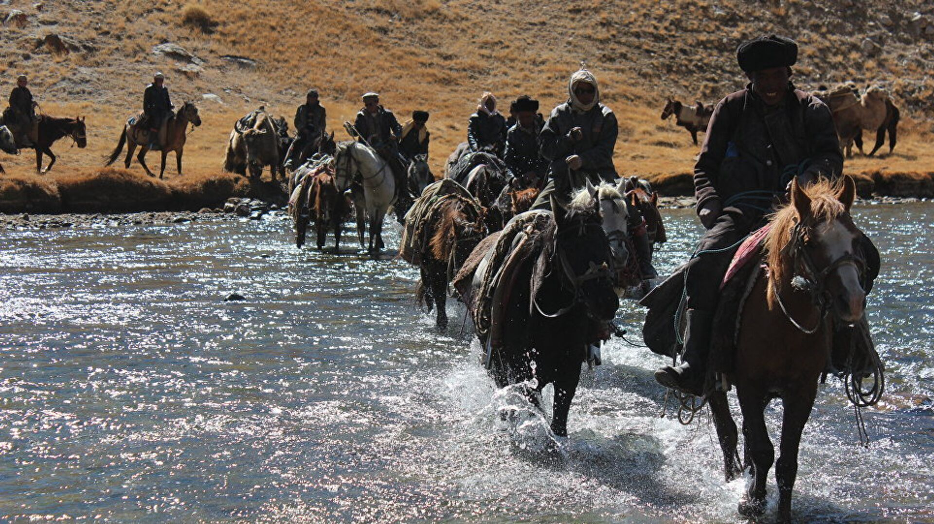 Памирские кыргызы, архивное фото - Sputnik Таджикистан, 1920, 14.07.2021