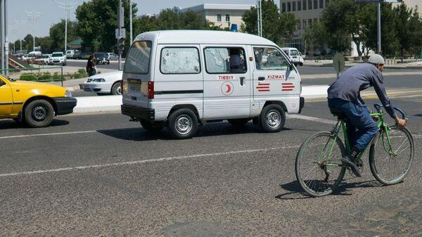 Скорая помощь в Узбекистане, архивное фото - Sputnik Таджикистан