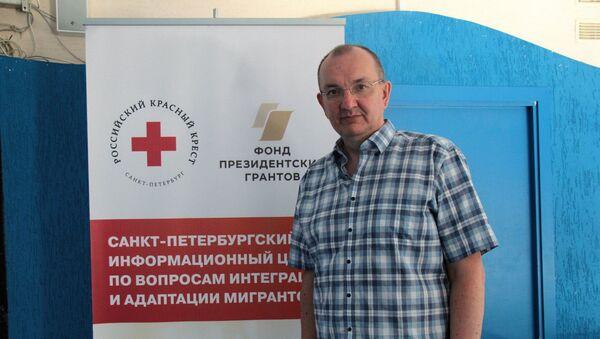 профессор в Европейском университете в Санкт-Петербурге Сергей Абашин - Sputnik Таджикистан