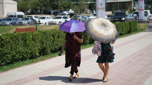 Жара в Таджикистане, архивное фото - Sputnik Тоҷикистон