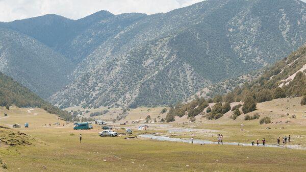 Ущелье Шахристан, архивное фото - Sputnik Таджикистан
