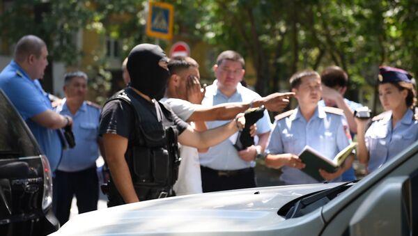 Предполагаемый убийца Дениса Тена показал, что произошло на месте трагедии - Sputnik Тоҷикистон