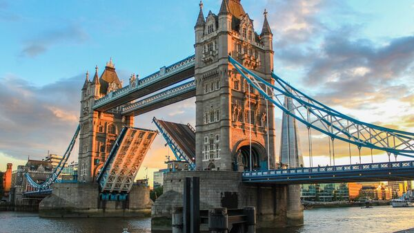 Тауэрский мост в Лондоне - Sputnik Тоҷикистон