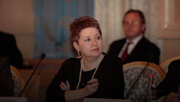 Заместитель председателя Правительства Рязанской области Наиля Черникова - Sputnik Таджикистан