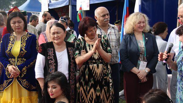 Московский международный фестиваль Сабантуй-2018 - Sputnik Таджикистан