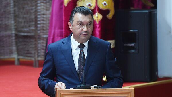 Премьер-министр Таджикистана Кохир Расулзада - Sputnik Тоҷикистон