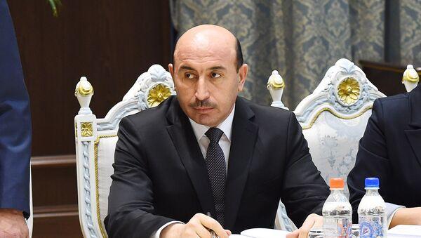 Махмадсаид Зувайдзода первый заместитель председателя города Душанбе, архивное фото - Sputnik Таджикистан