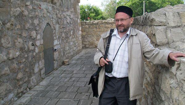 Начальник отдела культуры ДУМ РФ Ахмад Макаров - Sputnik Таджикистан