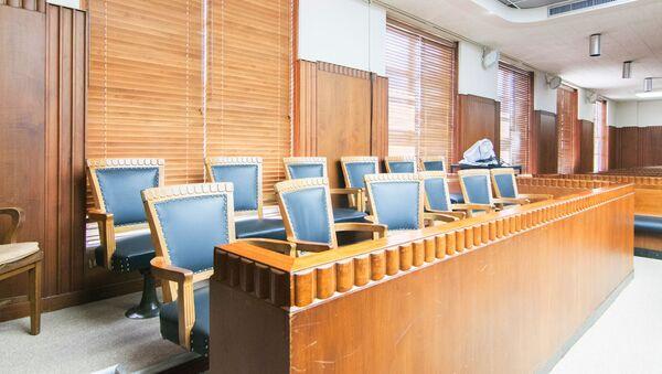 Зал суда, архивное фото - Sputnik Таджикистан