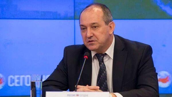 Владимир Евсеев - Sputnik Таджикистан