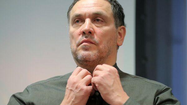 Журналист Максим Шевченко - Sputnik Таджикистан