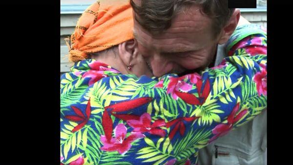 Мужчина вернулся с войны в Афганистане спустя 30 лет - Sputnik Тоҷикистон