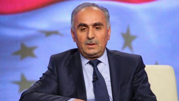 Министр культуры Таджикистана Шамсидди Орумбекзода - Sputnik Таджикистан