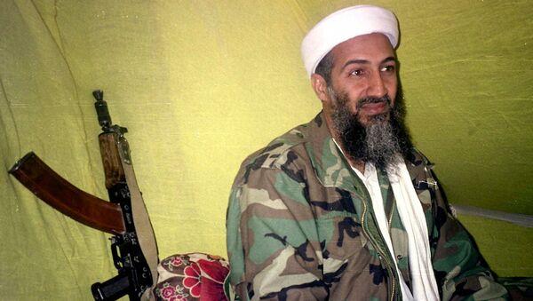 Усама бен Ладен, архивное фото - Sputnik Таджикистан