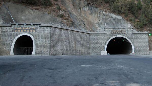 Тоннель Шахристан в Таджикистане, архивное фото - Sputnik Таджикистан
